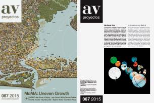 Big Bang Data at Arquitectura Viva Magazine
