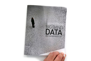 The ArtScience Museum presents the catalogue of the Big Bang Data exhibition
