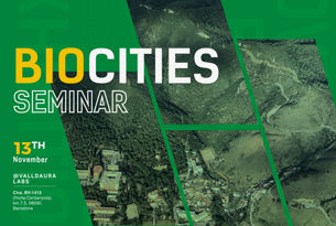 Presentation at the Bio-Cities Seminar at ValldauraLabs