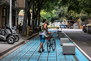 Two-way street: how Barcelona is democratising public space