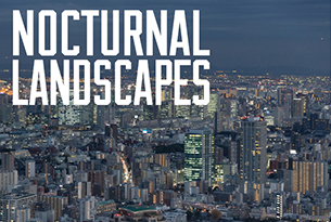 """""""Cartographic evidence of the invisble cities"""" by Olga Subirós, in Noctural Landscapes"""