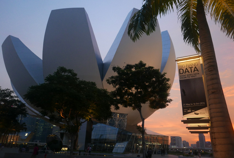 Big Bang Data, ArtScience Museum, Singapore