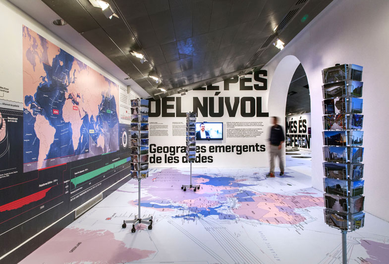 Big Bang Data, CCCB, Barcelona