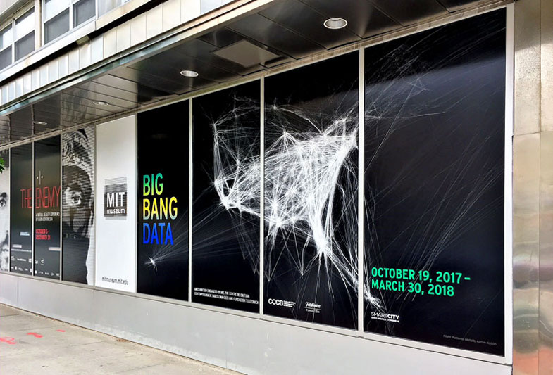 Big Bang Data, MIT Museum, Cambridge