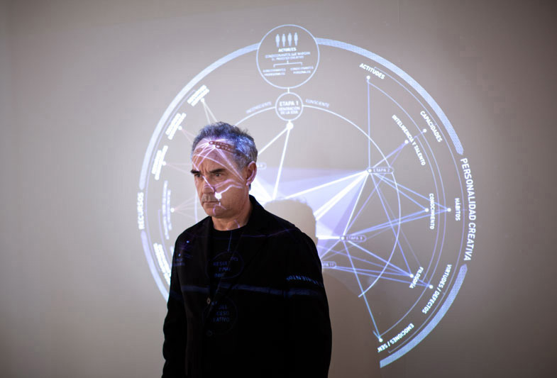 Ferran Adrià. Auditing the Creative Process