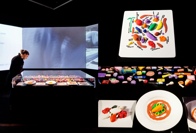 Ferran Adrià & elBulli: Risk, Freedom & Creativity exhibition